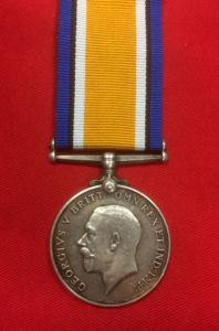 WW1 War Medal