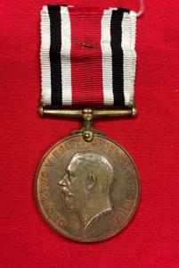 WW2 British Special Constabularly Medal