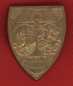 Dutch 1935 Limburg Day Badge