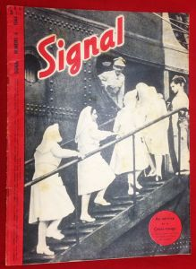 WW2 German Signal Magazine