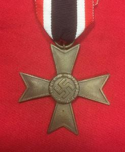 WW1 German Saxony Volunteer Nursing Honour Cross