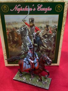 First Legion NAP0133 Russian Soumsky Hussar With Lance Borodino 1812