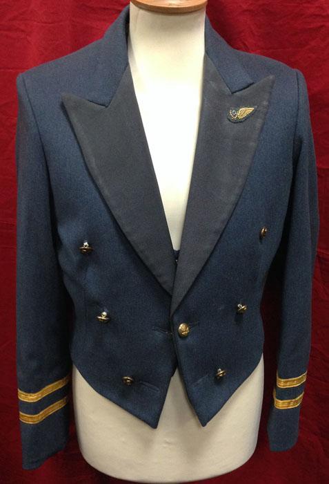 WW2 - 1950's British R A F  Officers Mess Dress
