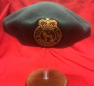 British Women's Civil Defence Corps Beret