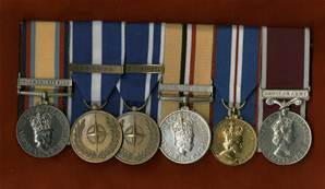 British and Commonwealth Medals and Badges