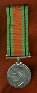 WW2 Defence Medal