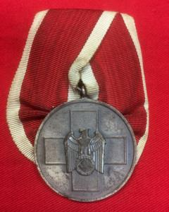 WW2 German Social Welfare Medal