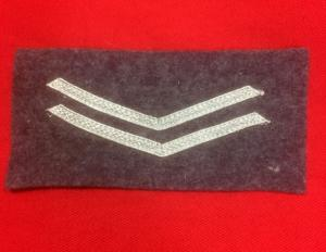 WW2 German Luftwaffe OberHelferin Rank Chevron