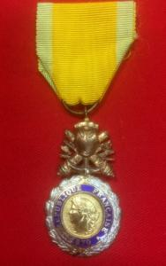 WW1 French  Medaille Militaire