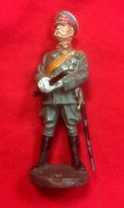 WW2 German Elastolin Field Marshall Hindenburg Figure