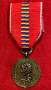 WW2 Romanian War Against Communism Medal