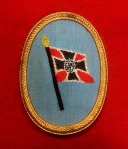 WW2 German NS-RKB Flag Bearers Armband Insignia