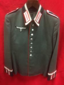 WW2 German Army Artillery NCO Parade Tunic