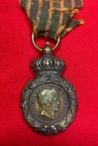 French St Helena Medal