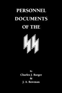 Personnel Documents Of The SS