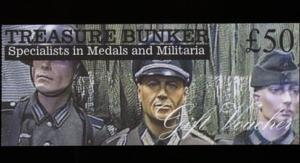 Treasure Bunker Gift Vouchers, Books, Prints & Display Products