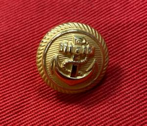 WW2 German Kriegsmarine Tunic Button