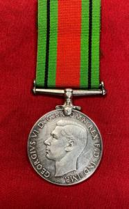 WW2 Canadian Defence Medal