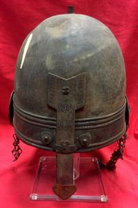 Egyptian Khedives Guard Cuirassier Helmet