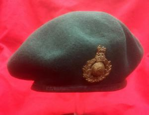 WW2 British Royal Marine Commando Beret