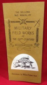 Bellona MKII Manual Of Military Fieldworks Of The 20th Century