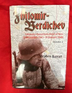 Zhitomir-Berdichev-German Operations West Of Kiev