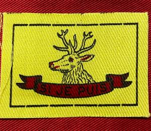 WW2 1st Dumbarton Home Guard Luss Detachment Formation Patch
