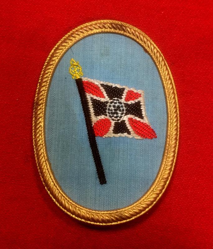 WW2 German NS-RKB Flag Bearers Armband Insignia