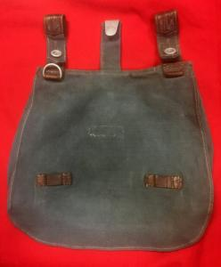 WW2 German Polizei M31 Breadbag