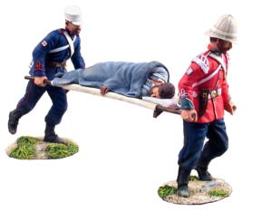 20069 - British 24th Foot Stretcher Bearer Set