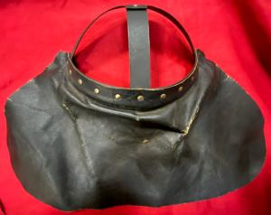 WW2 British Brodie Helmet Neck Guard