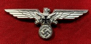 WW2 German NS-RKB Cap Eagle