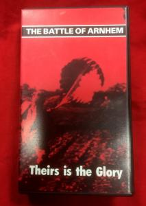 The Battle Of Arnhem-Theirs Is The Glory Video & Book