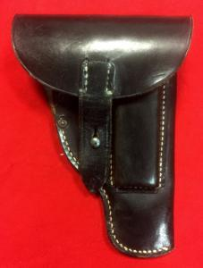 WW2 German Walther PPK Holster & Magazine