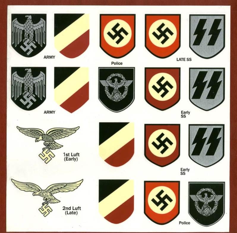 Ww2 German Military Symbols