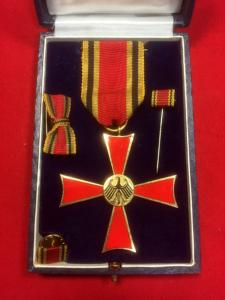 German Order Of Merit Of The Federal Republic Of Germany