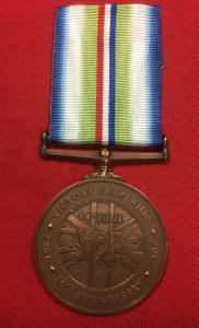 British 30th Anniversary Victory Falklands Medal
