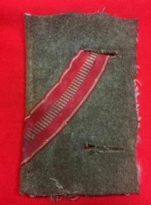 WW2 German M36 Tunic Cloth Section