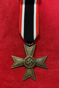 WW2 German War Merit Cross 2nd Class Without Swords