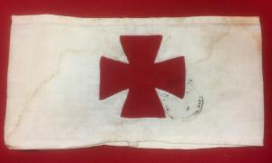 WW1/WW2 German Red Cross Armband
