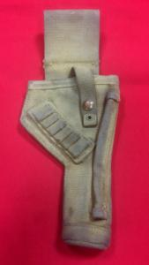 WW2 British MKII Royal Armoured Corp Tanker's Revolver Holster
