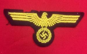 WW2 German Kriegsmarine NCO/EM's Breast Eagle