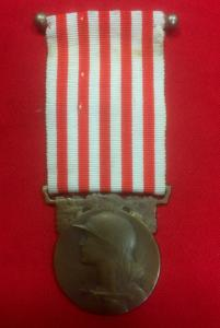 WW1 French War Medal