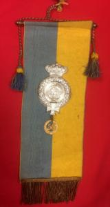 Imperial German Brunswick Landwehr Association Pennant