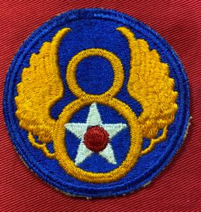 WW2 U.S. 8th Air Force Sleeve Insignia