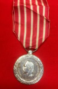 French 1859 Italian Campaign Medal