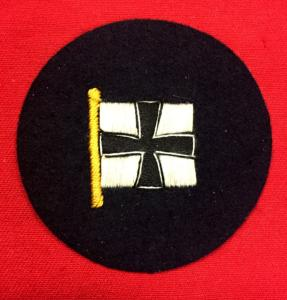 WW2 German Admiralty Staff EM/NCO Personnel's Sleeve Insignia