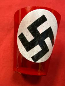 WW2 German NSDAP Candle Holder Cup