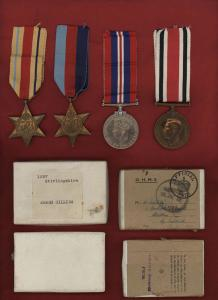 British WW2 Medal Group