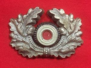 WW2 German Officer Cap Cockade